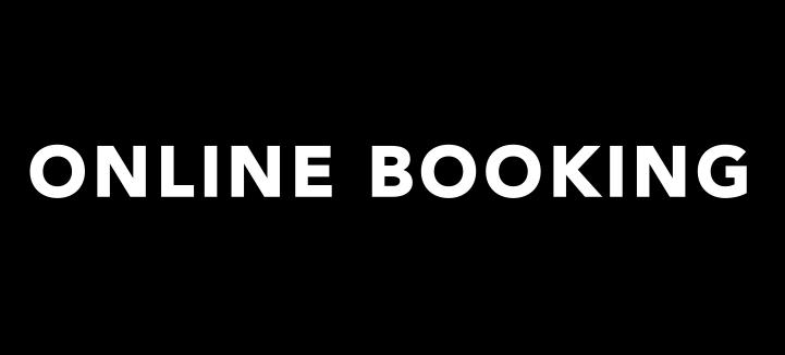 online-booking-forside